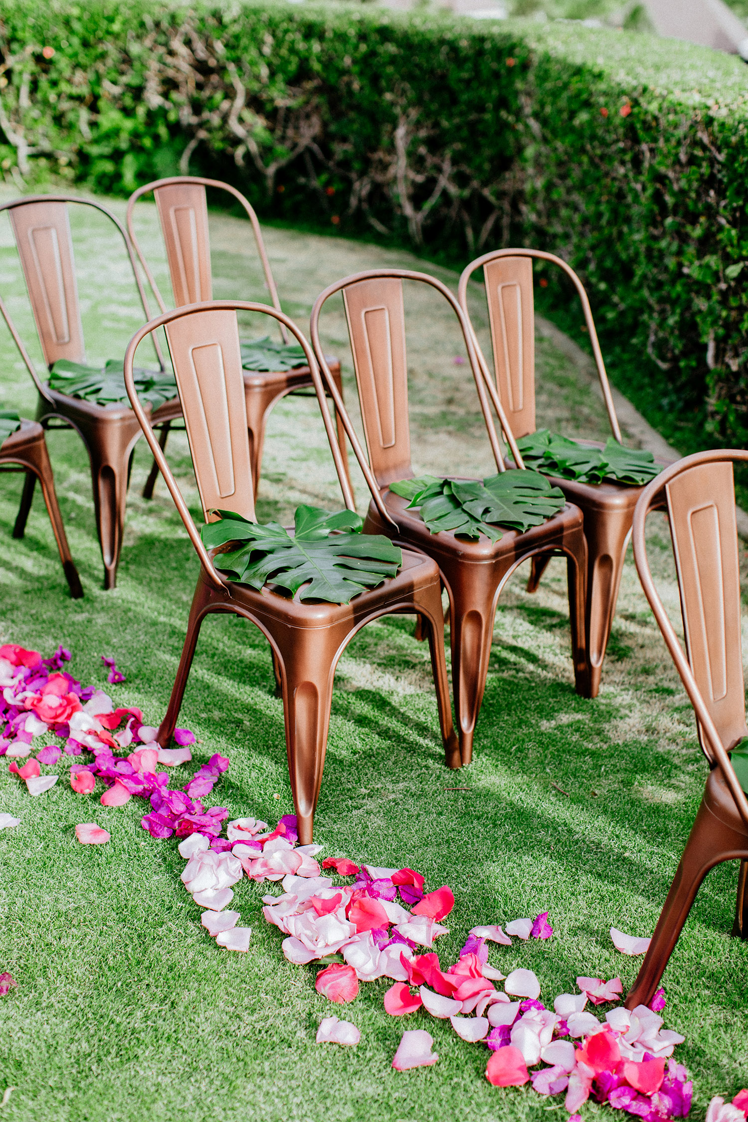 Sheraton Maui Resort & Spa - Ali'i Lawn Ceremony
