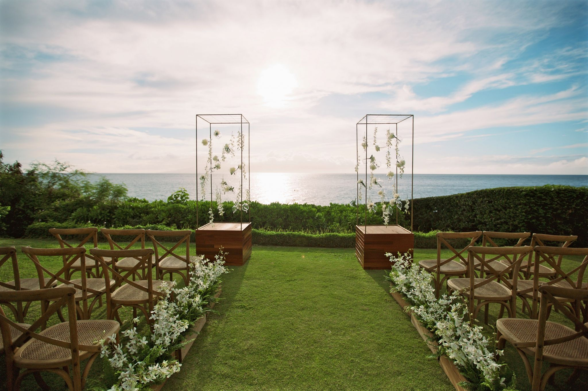 Sheraton Maui Resort & Spa - Ka'anapali Point Wedding Ceremony