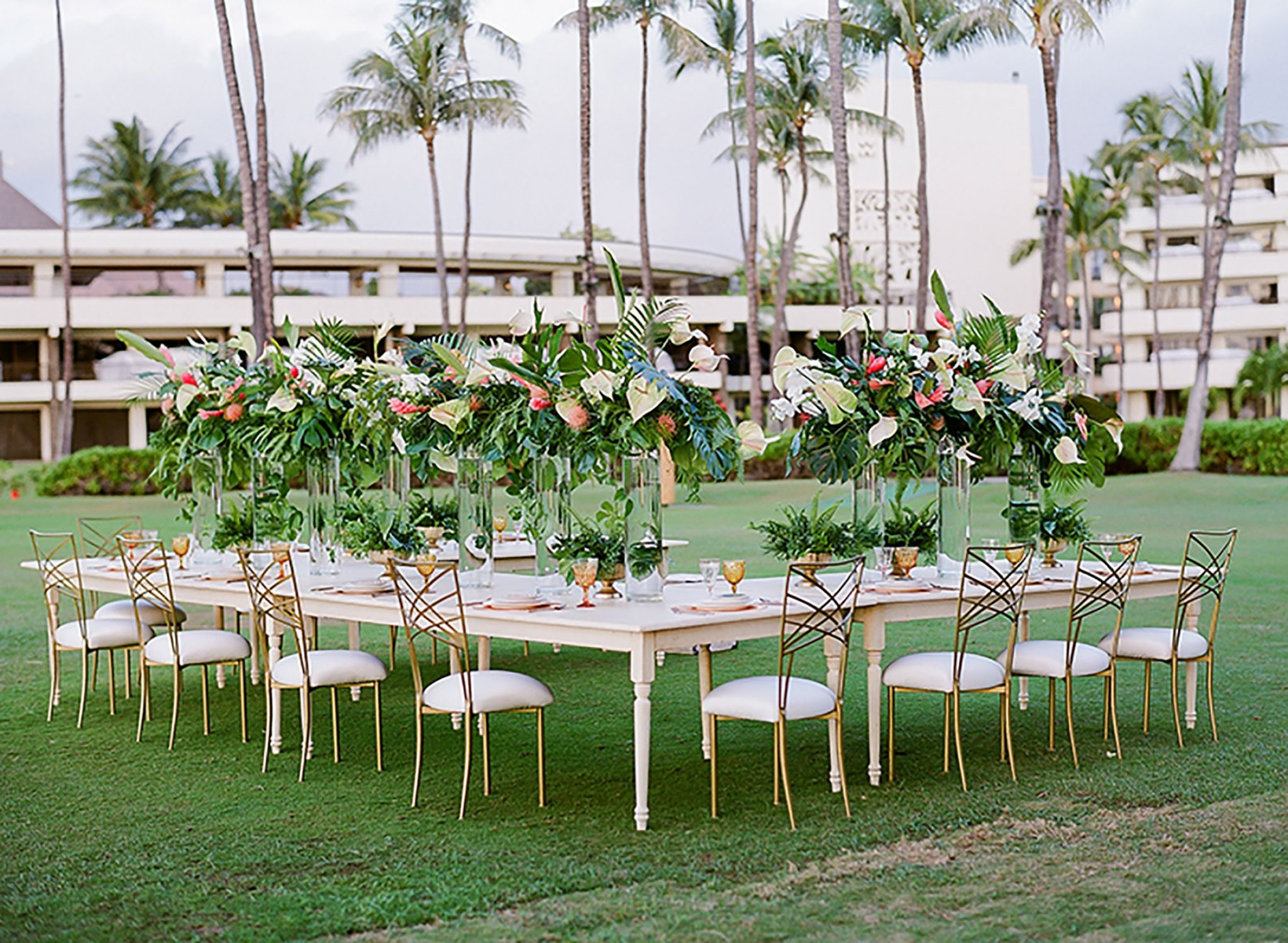 Sheraton Maui Resort & Spa - Ocean Lawn Reception